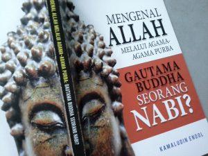 Buku ini boleh dijadikan bahan dan topik bagi dialog antara agama.
