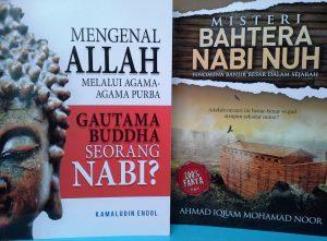 Kedua-dua buku ini turut menyentuh mengenai Jesus dan Kristian.