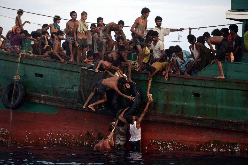 Rescue Rohingya