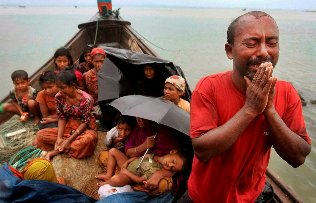 Rohingya Prayer