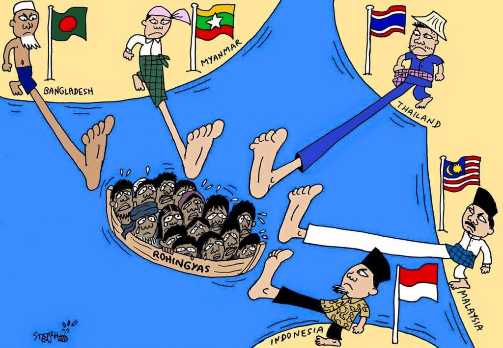 Rohingya Rejected