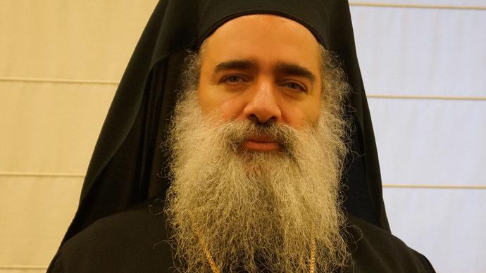 Archbishop Sebastia Theodosis. Gambar: Nadezhda Kevorkova