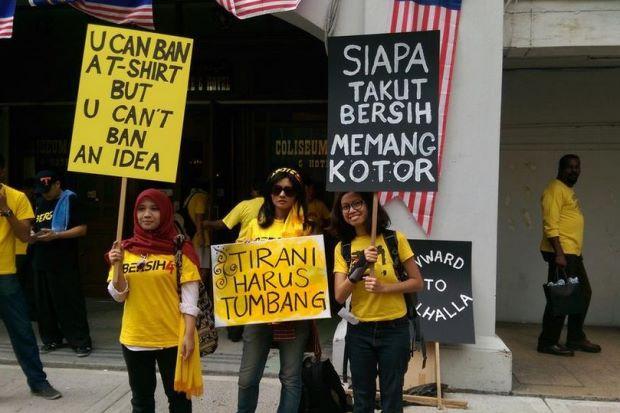 Bersih Girls