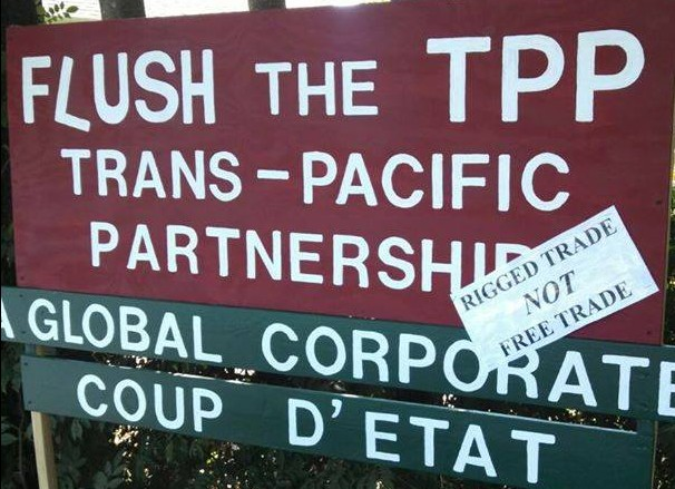 TPP Corporate Coup